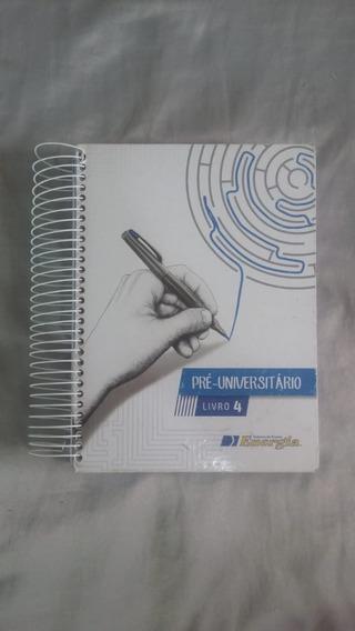 Livro Pré Universitário Energia 4