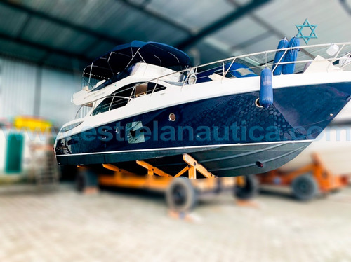 Imagem 1 de 12 de Lancha Schaefer 500 Iate Ferretti Axtor Armada Intermarine
