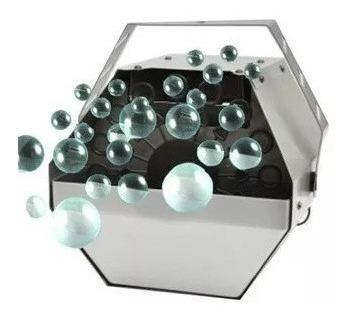 Maquina De Burbujas Potente Ideal Para Eventos Y Fiestas