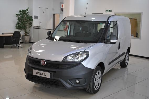 Fiat Doblo Cargo Active 1.4 16v Gris 2 Puertas 2020