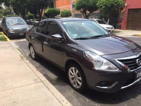 Nissan Versa Advance M/t A/c 1.6lt 2016