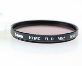 Filtro Hama Htmc Fl-d M52 (vii) 52mm Japan