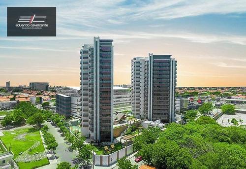 Apartamento Com 3 Dormitórios Sendo 2 Suítes À Venda, 91 M² Por R$ 699.000 - Ap0214