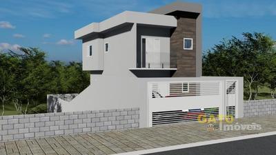 Casa Para Venda Em Cajamar, Portais (polvilho), 3 Dormitórios, 1 Suíte, 2 Banheiros, 2 Vagas - 18709
