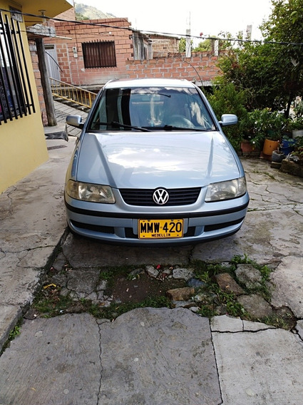 Volkswagen Gol Gil