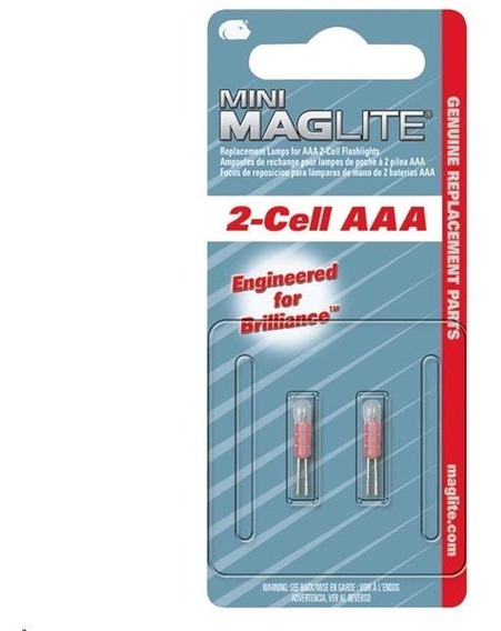 Lampara Maglite Aaa High-intensity X 2