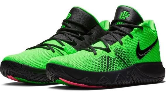 Tenis Nike Kyrie Flytrap Rage Green Originales Nuevos Caja