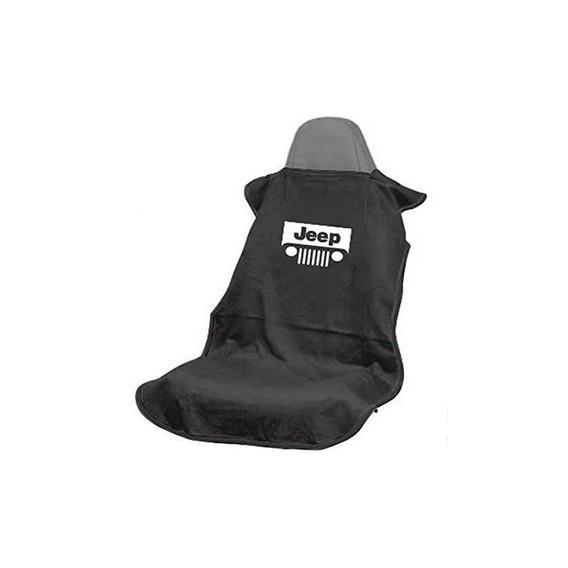 Seat Armor Sa100jepgb Black Jeep Con Rejilla Protector De As