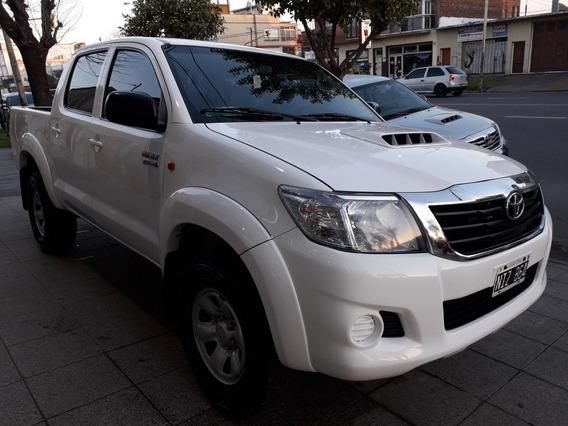 Toyota Hilux 3.0 Cd Sr I 171cv 4x2 2013