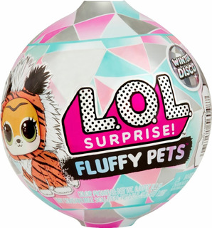 Muñeca Lol Surprise Fluffy Pets 559719 Original Educando