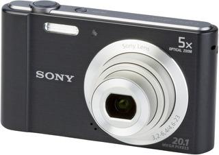 Camara Digital Sony W800 Nueva Original Garantia 20.1 Mp