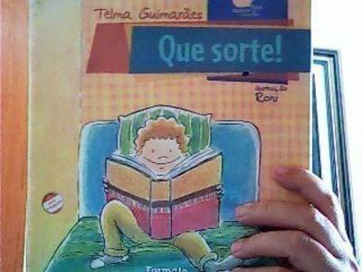Que Sorte! - Coleção Para Aquecer O Coração Mauro Guimarães