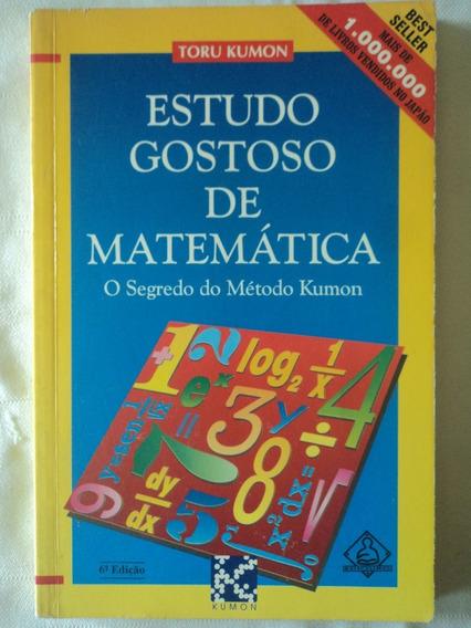 Livro-estudo Gostoso De Matemática:best Seller:original