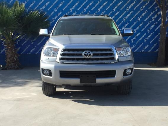 Toyota Sequoia 5.7 Platinum Aut 2012 Plata