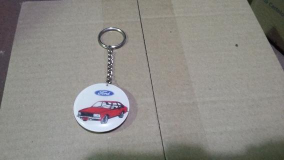 Chaveiro Concessionária Ford Novo Car Corcel 2 Novo Hamburgo