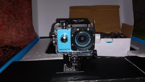 Câmera Digital Hd A Prova D