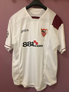 Camisa Sevilha N°10 Luís Fabiano
