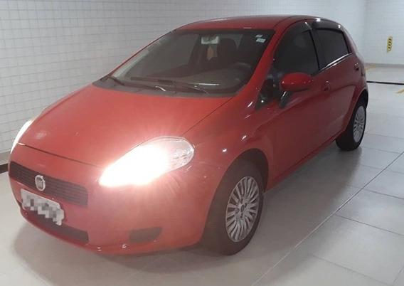 Fiat Punto 2012 1.4 Attractive Flex 5p (completo)