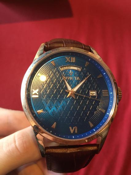 Invicta Vintage 12246 Blue