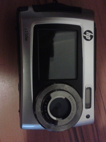 Camara Digital Hp C150w De 16 Mp