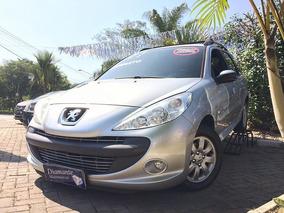 Peugeot 207 Sw 1.4 Xr S 8v 2011