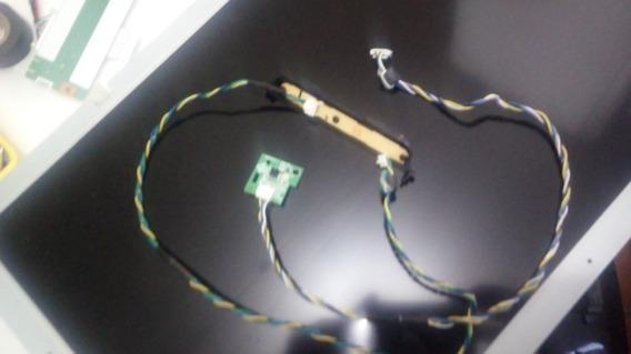 Placa Sensor E Teclado 715g3374-1 Philips 26pfl3404/78