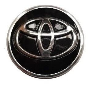 Tapa Centro Llanta Original Toyota Etios Yaris Corolla