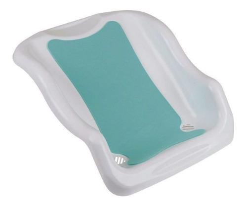 Redutor Assento P/ Banheira Bebe Plastica Branco Burigotto