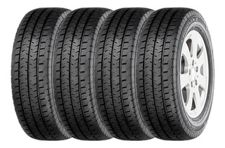 Kit 4 Pneus 185r14 General Tire 8 Lonas 102/100q Kombi