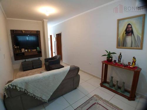 Vendo Apartamento Térreo (com Amplo Quintal) - Parque Novo Mundo - Americana - Sp - Ap0621