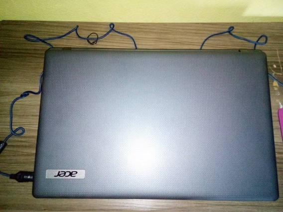 Notebook Acer Aspire 5749(vitrine) 4gb De Ram E 500 No Hd