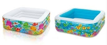 Piscina Clearview Aquarium Intex Dk Tiendas