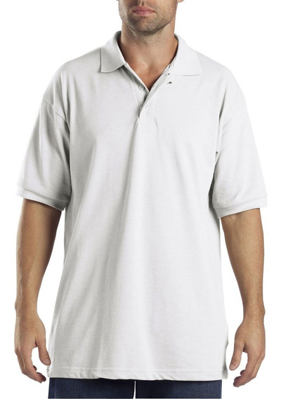 Dickies Ks5552 Playera Tipo Polo De Piqué Multiples Usos