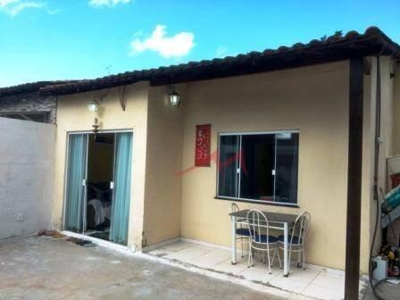 Casa Com 2 Quartos À Venda, 75 M² Por R$ 95.000 - Vista Alegre - São Gonçalo/rj - Ca0058