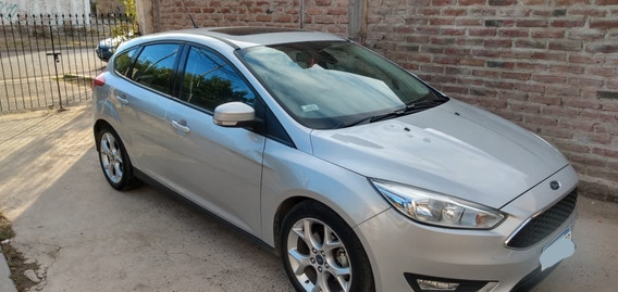 Ford Focus Iii 2.0 Se Plus At6 2017