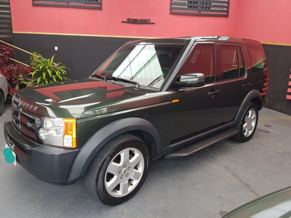 Land Rover Discovery 3 S