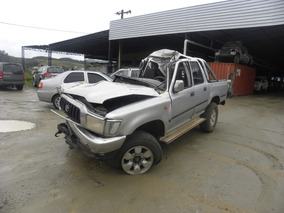Sucata Toyota Hilux 3.0 2003
