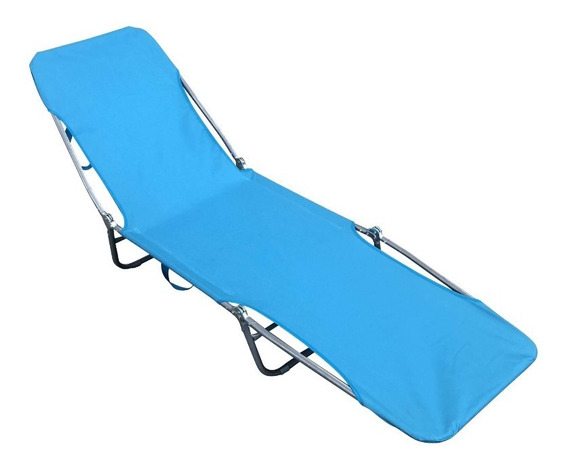 Cadeira Espreguiçadeira Textline Jardim E Piscina 90kg