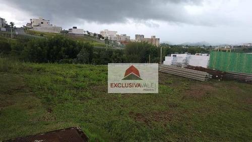 Imagem 1 de 5 de Terreno À Venda, 590 M² Por R$ 720.000,00 - Condomínio Residencial Alphaville I - São José Dos Campos/sp - Te0737