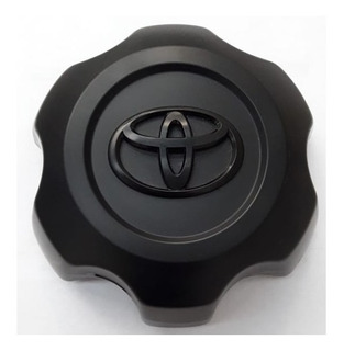 Juego 4 Tapas Centro Llanta Original Toyota Hilux Chapa 1617
