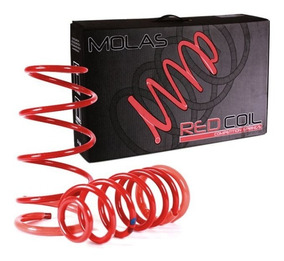 Mola Esportiva Rc 131 Red Coil Punto 1.4 E 1.6