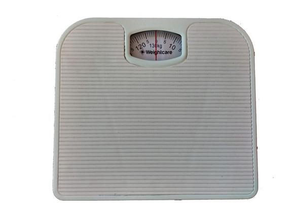 Bascula De Baño Análoga Antiderrapante 130kg