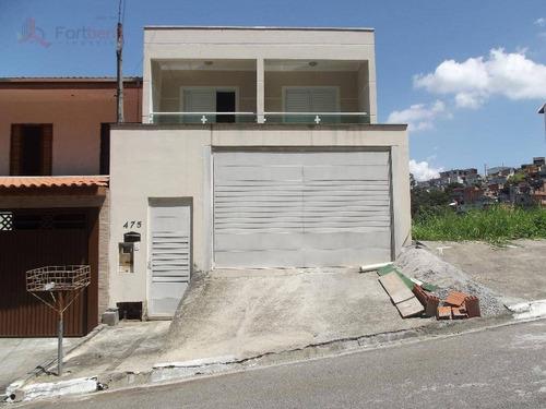 Imagem 1 de 30 de Sobrado Com 3 Dormitórios À Venda, 320 M² Por R$ 600.000,00 - Real Park - Caieiras/sp - So0005
