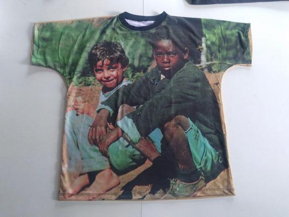 Camiseta Superpromo-lts 090 Clube Da Esquina Superpromoção