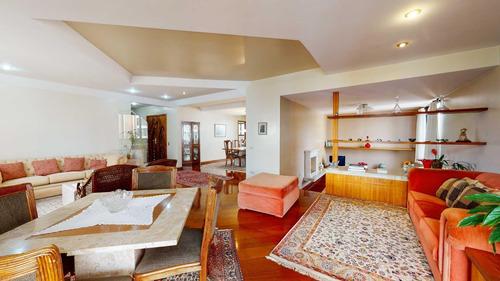 Imagem 1 de 30 de Apartamento Com 4 Dormitórios À Venda, 346 M² Por R$ 1.600.000,00 - Tatuapé - São Paulo/sp - Ap0005