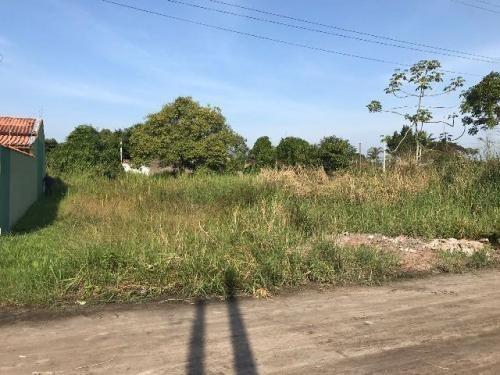 Terreno Em Itanhaém Medindo 260 M2, Lado Praia