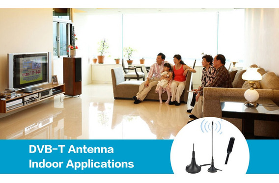 Antena Sinal Tv Aberta Boa High Definition