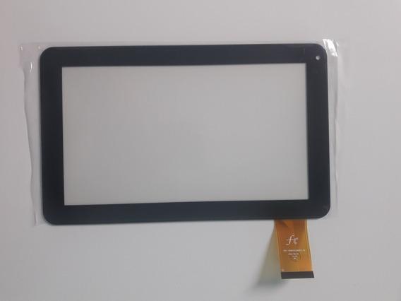Tela Touch Tablet Cce Motion Gloss Tr92p Tr92 Original 9 Pol