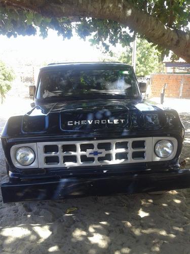 Imagem 1 de 6 de Chevrolet A10 Delux