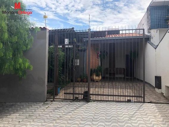 Sorocaba - Casa Térrea Com Edícula - 16359
